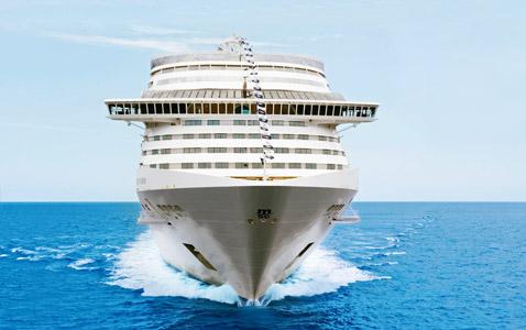 B2B Portal für MSC Kreuzfahrten