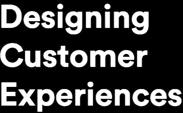 CODE64 Designing Customer Experiences