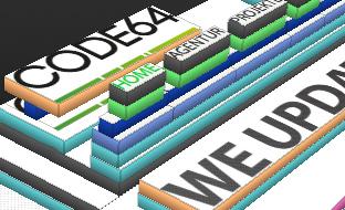 Websites in 3D