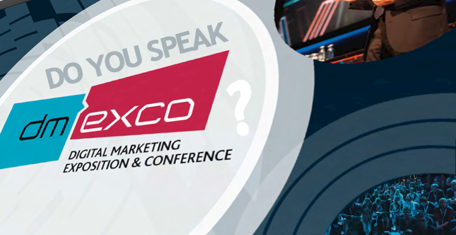 Do you speak dmexco?