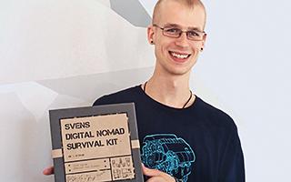 In eigener Sache:  Svens Digital Nomad Tour