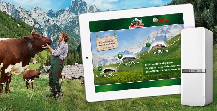 Bosch Onlinekampagne