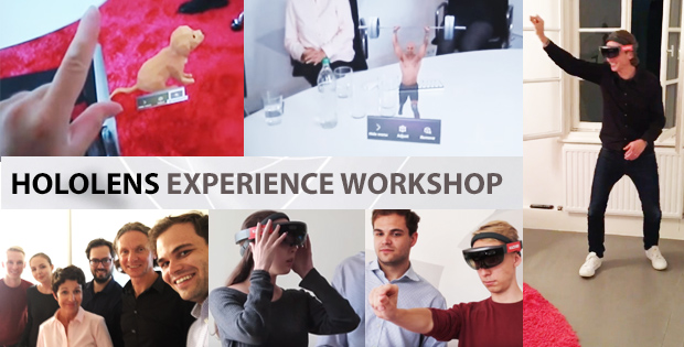 HoloLens Experience Workshop